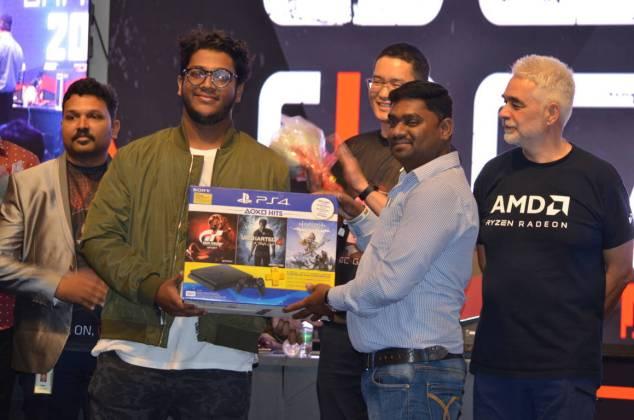 AMD GAMEON 2018