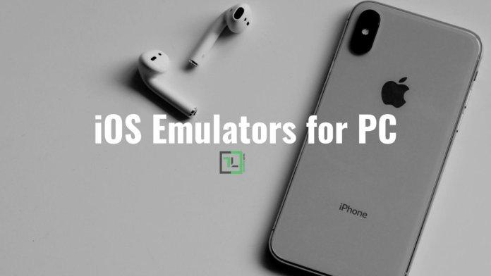 Ios Emulators For Pc