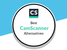 Camscanner Alternatives