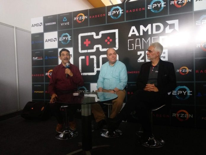 Amd Gameon 2019 Press Conference