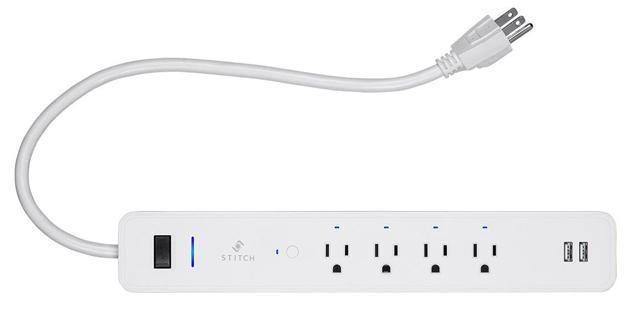 STITCH by Monoprice Wireless Smart Power Strip