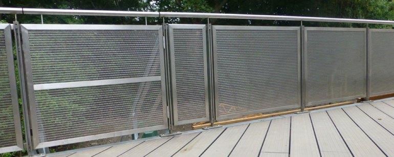 Balustrade Panels