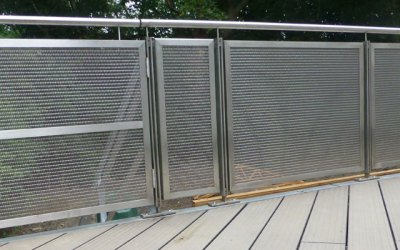 Balustrade Panels