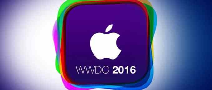 4 Huge Announcements Apple WWDC 2016