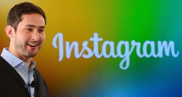 Instagram CEO Kevin