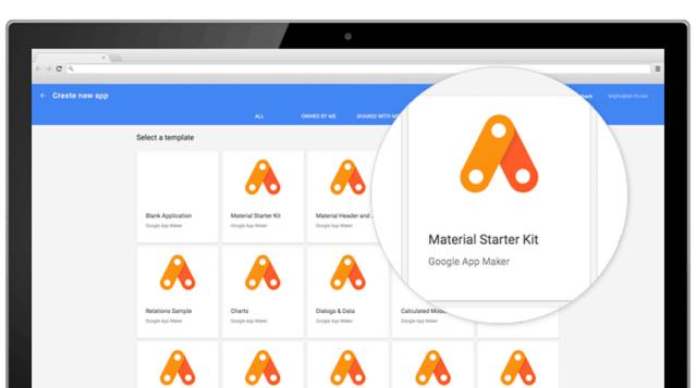 App Maker by Google