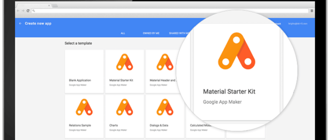 Develop Custom Enterprise Apps with App Maker by Google