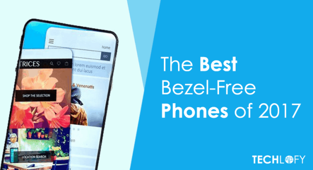 Best Bezel-Free Phones