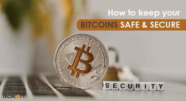 Bitcoins Safe