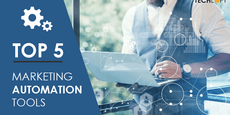 Top 5 Marketing Automation Tools for your Small Business