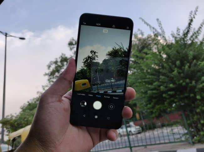 Xiaomi Mi A2-camera