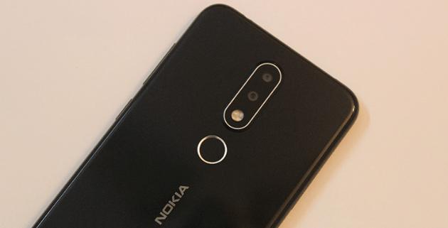 Nokia 6.1 Plus Review: Camera