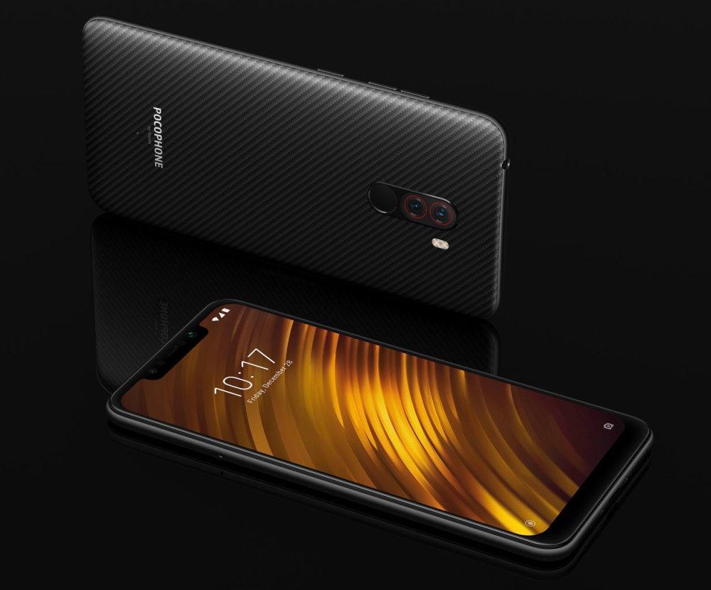 Xiaomi Poco F1 Review Connectivity