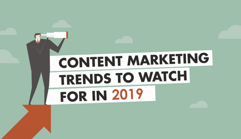 Content Marketing Trends for 2019