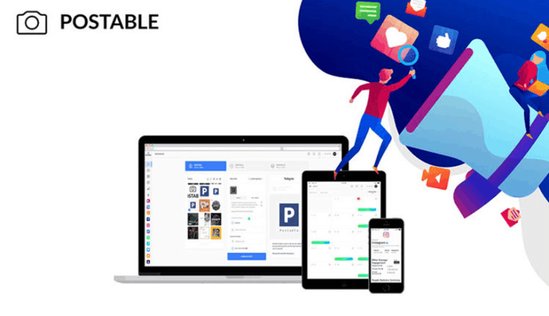 Increase & Automate your Instagram Engagement with Postable: Lifetime Deal 2019 [88% Off]