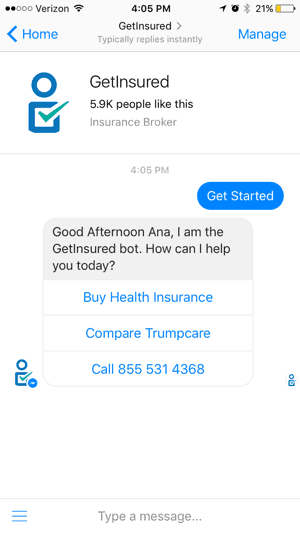 Use Chatbots to Answer Common Customer Service Questions