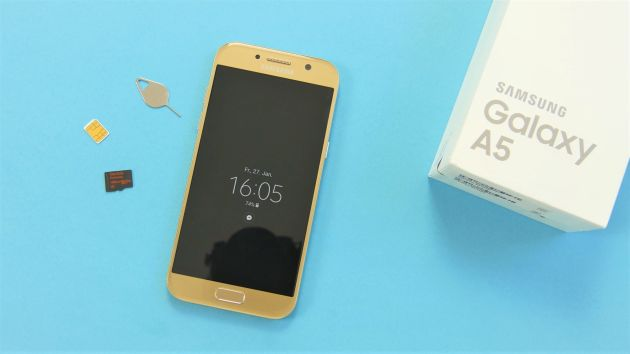 Samsung A5 2016 Sim Karte Einlegen.Samsung Galaxy A5 2017 Wie Lege Ich Nanosim Microsd Karte