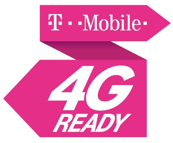 T-Mobile 4G Ready