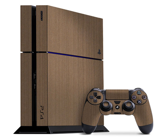 PS4 - Brushed Copper