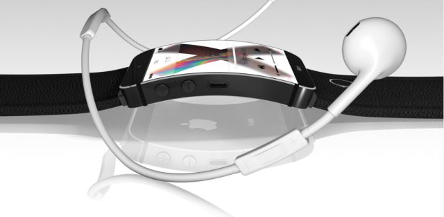 iWatch Renderings