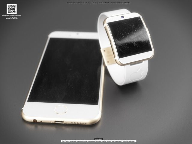 iPhone 6 - iWatch