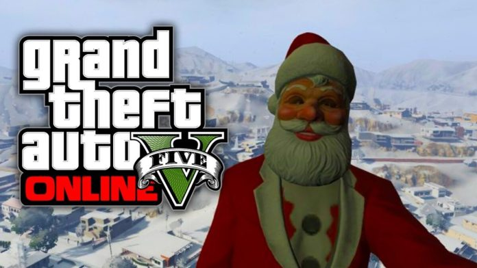 GTA Online Festive Surprise DLC