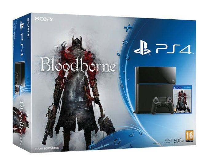 PS4---Bloodborne