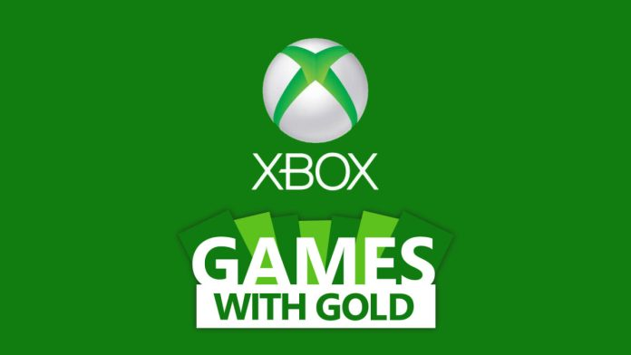 Xbox Live Games with Gold januari