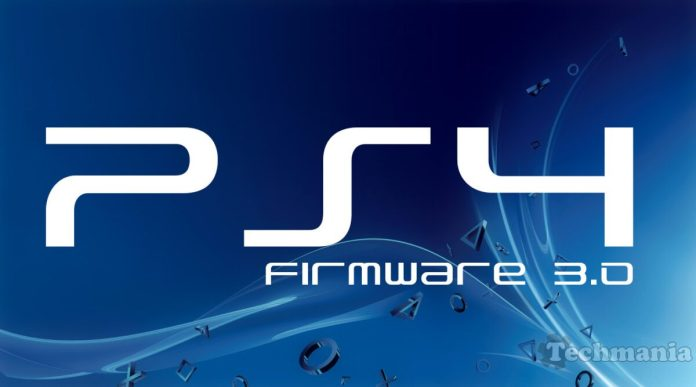 PS4 - Firmware 3.0