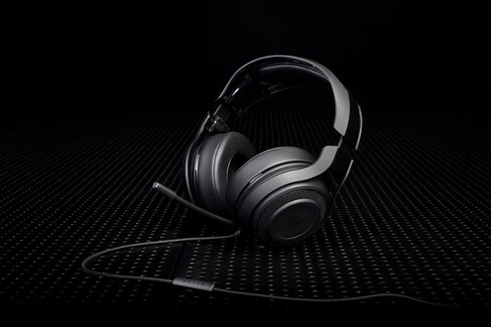Razer ManO'War 7.1 gaming headset