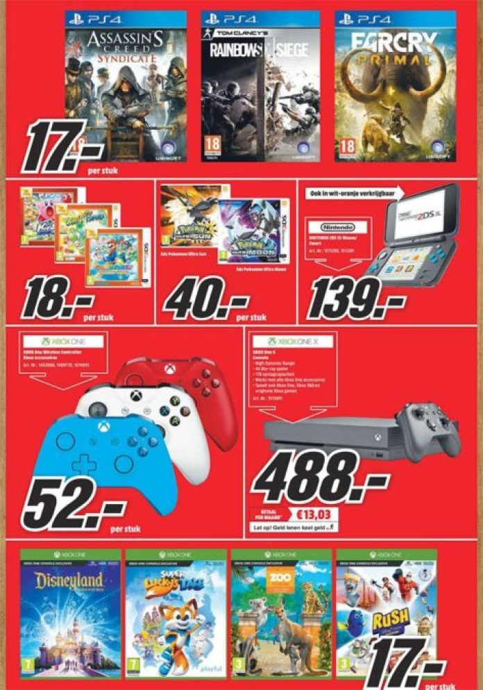 Media Markt Black Friday deals