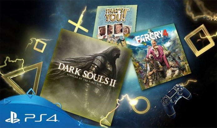 PlayStation Plus games gelekt