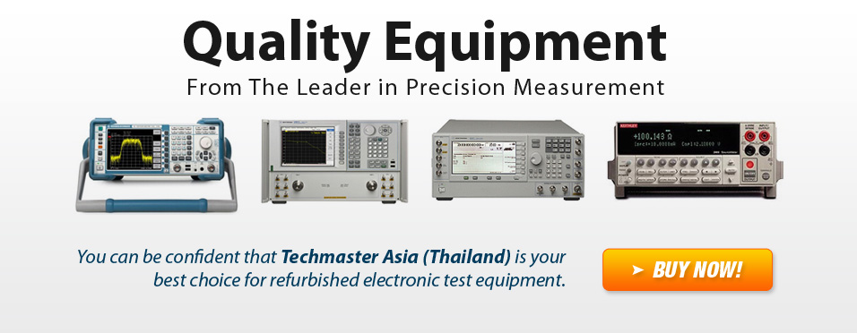 Quality Equipment From The Leader in Precision Measurement