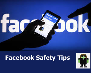 Safety Tips On Facebook
