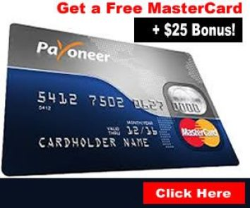 How To Get Payoneer Card in Nigeria Free of Charge