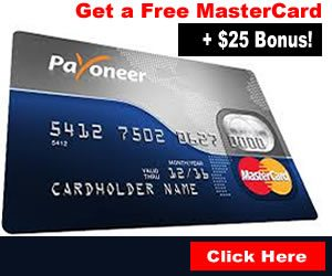 9 Reasons to Get A Payoneer MasterCard Account