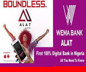 ALAT - First 100% Digital Bank in Nigeria