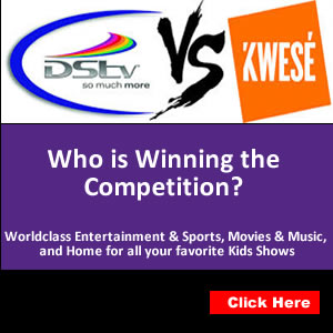 KweséTV VS DSTV(Multichoice) - Who Does it Better in Providing PayTV Services in Africa