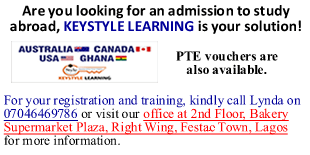 Study Abroad, KEYSTYLE LEARNING