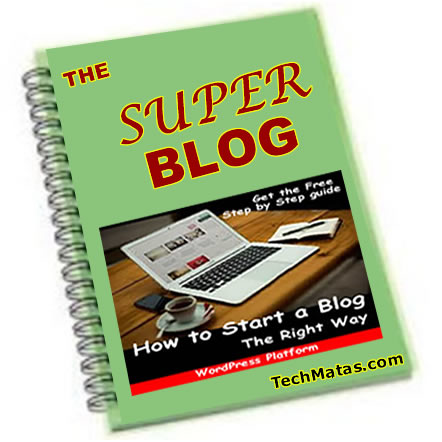 WordPress Blog Super eBook