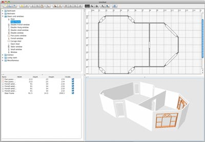 Create your own home design for Free building layout software