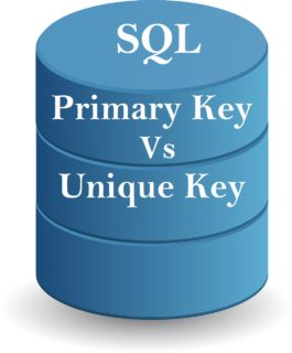 sql primary vs unique key e1549018196336 Difference between Primary key and Unique key SQL Primary Key Constraint