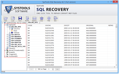 3 SQL Recovery Software: An Ultimate Tool For SQL Database Recovery SQL Recovery