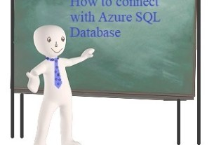 How to connect with Azure SQL Database