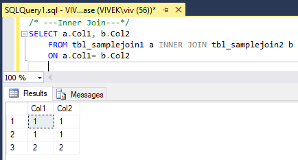 InnerJoin 1 SQL Joins Tricky Interview Questions