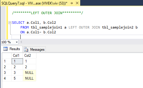 LeftOuterJoin 0 SQL Joins Tricky Interview Questions