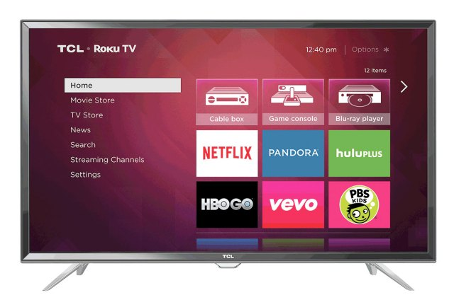 Roku TV (TCL)