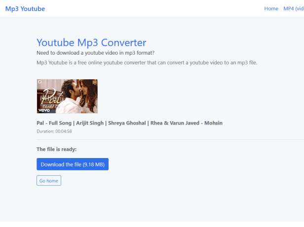make youtube to mp3 by itubego