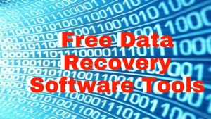 Data Recovery Tools-Best Free Tools To Recover Data From Hard Disk/PC/Laptop