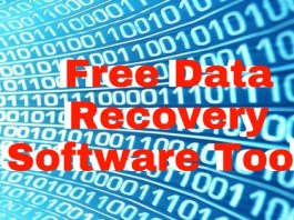 Free Data Recovery Software Tools